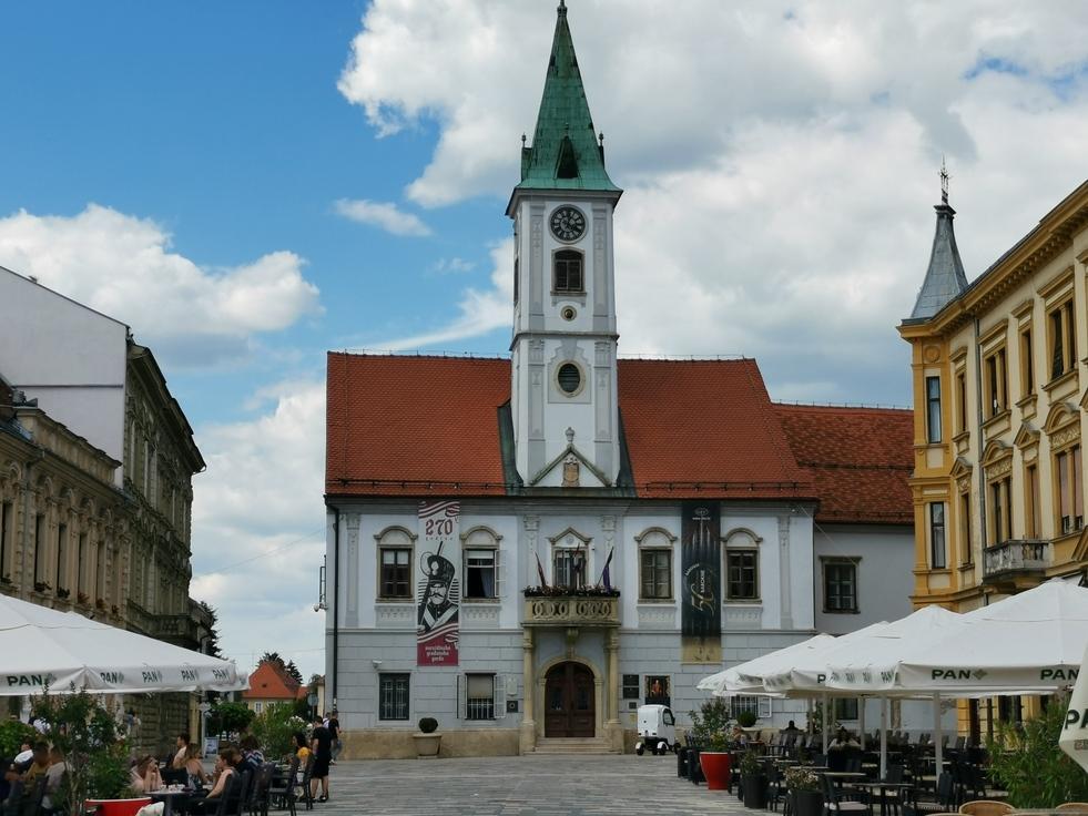 Varazdin Rathaus