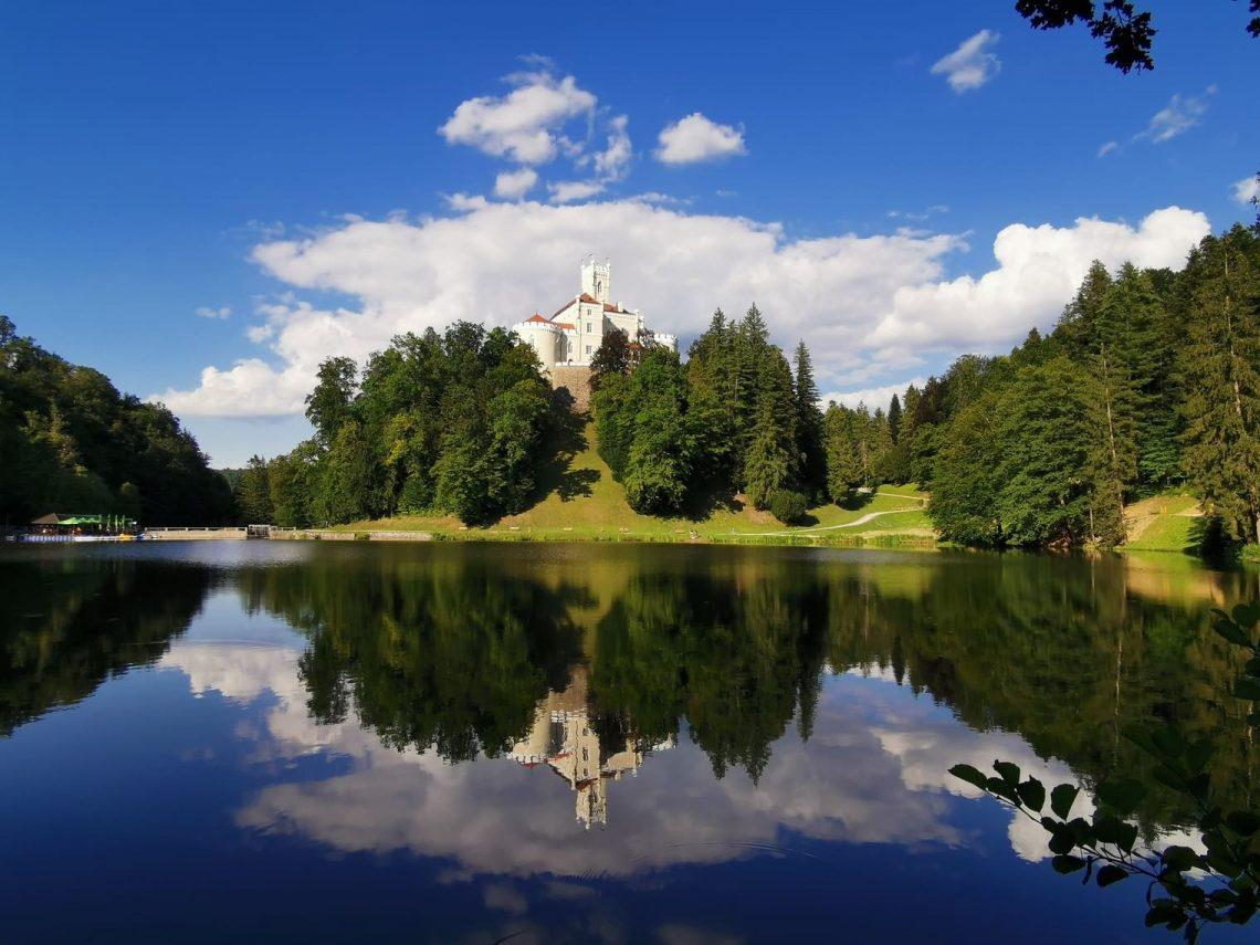 Schloss Trakošćan- Kroatiens schönstes Schloss
