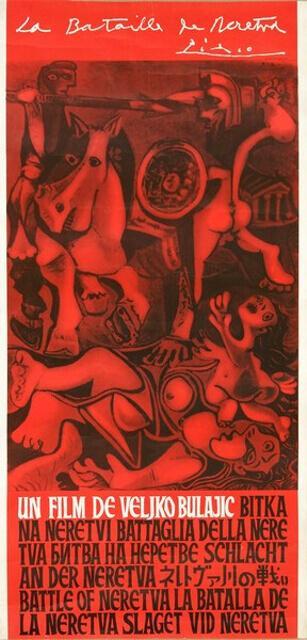 Pablo Picasso Filmplakat