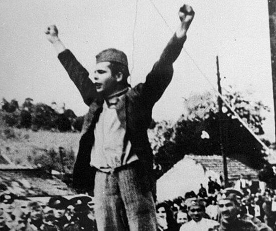 Stjepan Filipović – Tod dem Faschismus, Freiheit für das Volk
