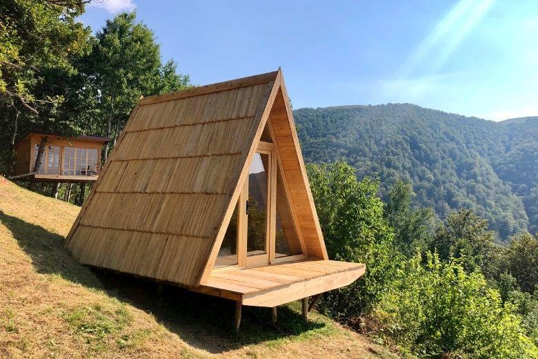 Nachhaltiger Urlaubin Bosnien