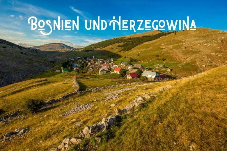 Bosnien und Herzegowina Tipps