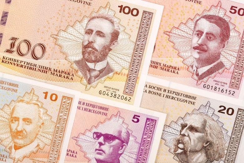Bosnien welches Geld