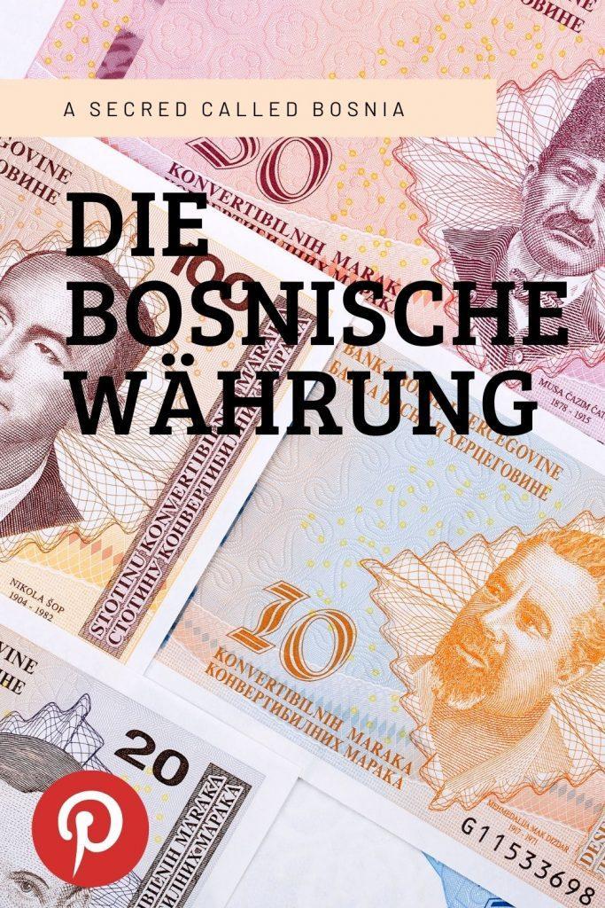 Bezahlen in Bosnien
