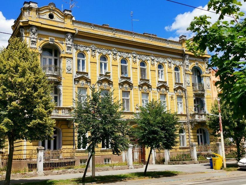 Jugendstil in Osijek