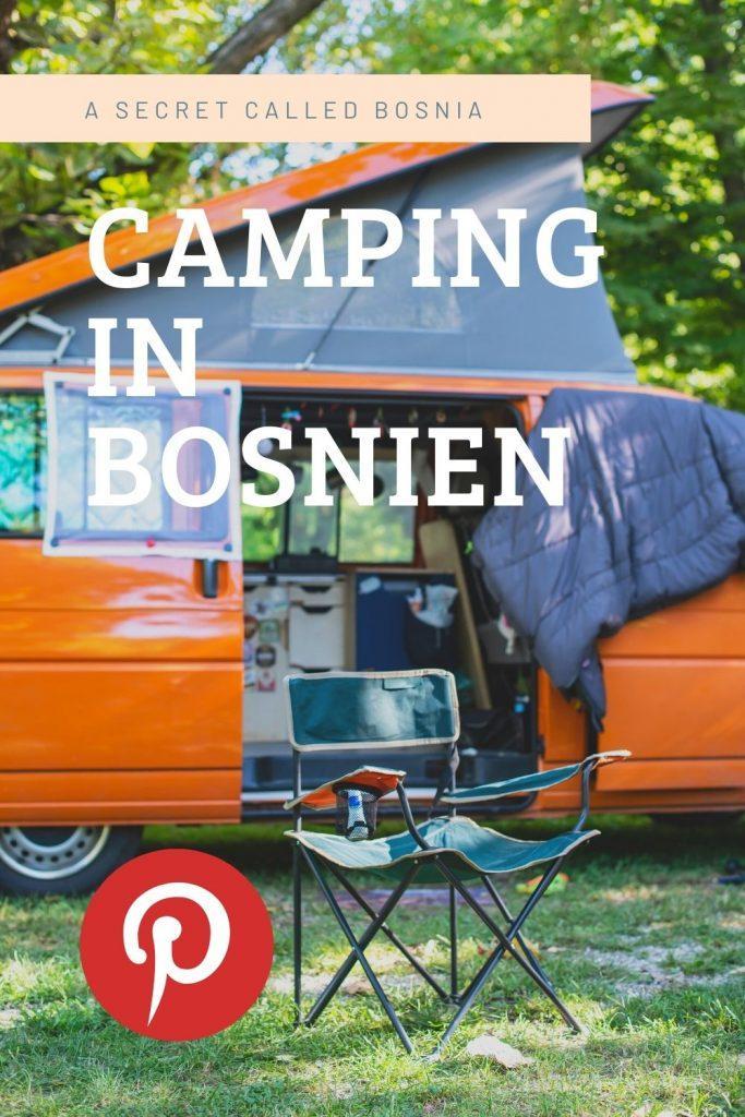 Bosnien Camping