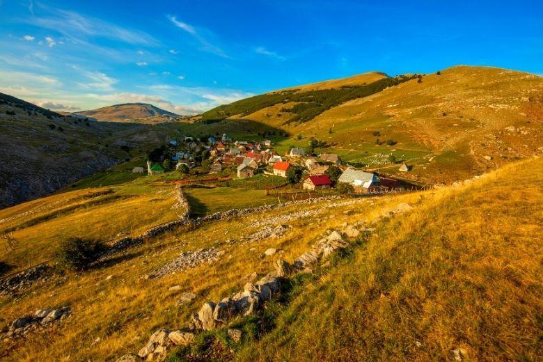 Wandern in Bosnien