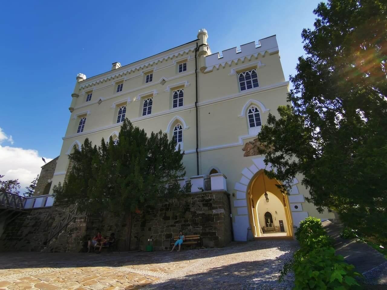 Museeum Schloss Trakošćan