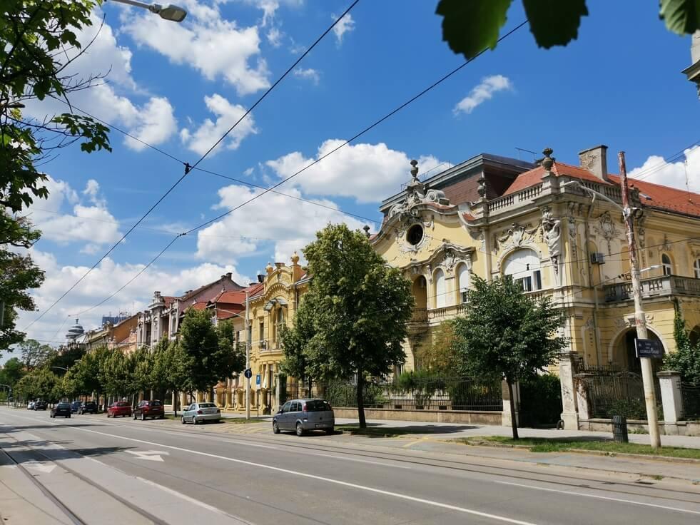 Osijek Jugendstil