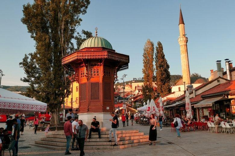 Sarajevo Sehenswürdigkeiten