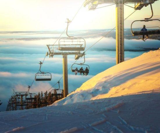 Skifahren und Wintersport in Bosnien und Herzegowina