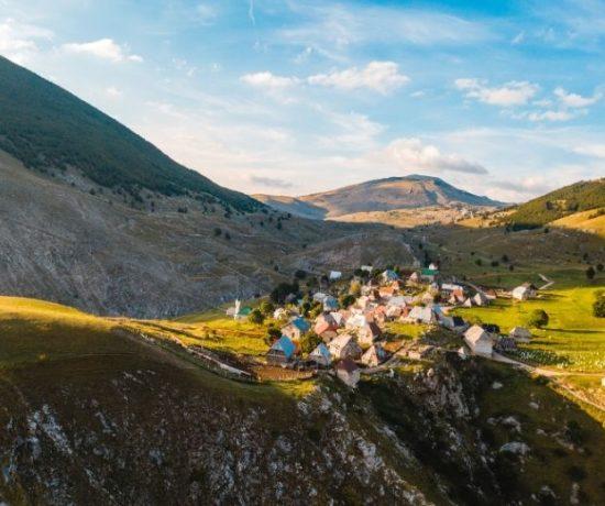 Wandern im Bosnien Urlaub