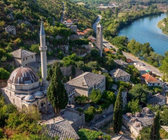 Welche Sprache wird in Bosnien gesprochen