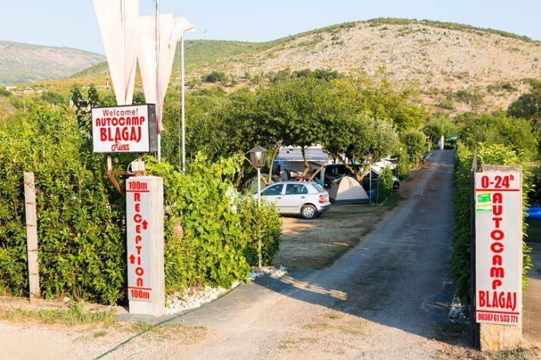 Campingplätze in Bosnien